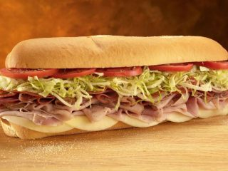 Jersey Mike's Nutrition
