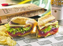 Which Wich Nutrition