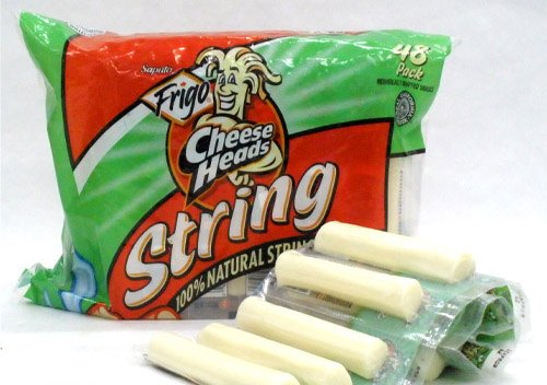 string cheese nutrition